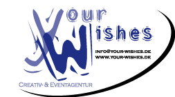 Your Wishes - der Harrisleer Zeltverleih